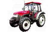 YTO X1004 tractor photo