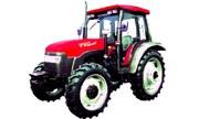 YTO X850 tractor photo