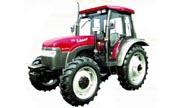 YTO X754 tractor photo