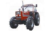 YTO 1204 tractor photo