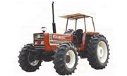 YTO 1004 tractor photo