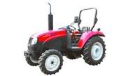 YTO 554 tractor photo