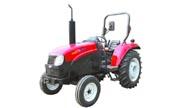 YTO 550 tractor photo