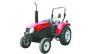 YTO 500 tractor photo