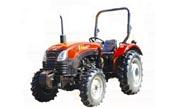 YTO 354 tractor photo