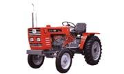 YTO 180 tractor photo