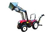YTO 404Z tractor photo