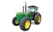 John Deere 4350 tractor photo