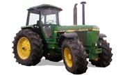 John Deere 4240S tractor photo