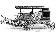 Waterloo Boy Standard tractor photo