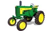 John Deere 730 Hi-Crop tractor photo