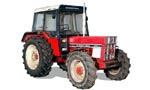 International Harvester 844-S tractor photo