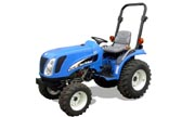 New Holland TC21DA tractor photo