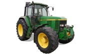 John Deere 6910 tractor photo