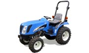 New Holland TC29DA tractor photo