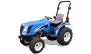 New Holland TC29DA tractor photo