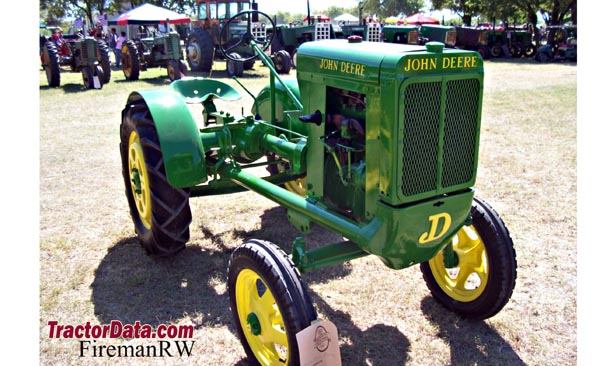 John Deere 62