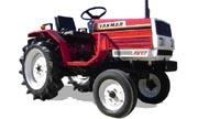 Yanmar FX17 tractor photo
