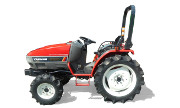 Yanmar YM1300D tractor photo