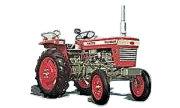 Yanmar YM1700D tractor photo