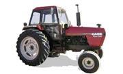 CaseIH 1694 tractor photo