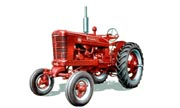 Farmall BMD tractor photo