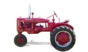 Farmall BN tractor photo