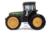 John Deere 7210 Hi-Crop tractor photo