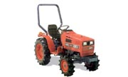 Kioti LB1714 tractor photo
