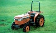 Kubota L4150DTN tractor photo