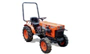 Kubota B7100HST tractor photo