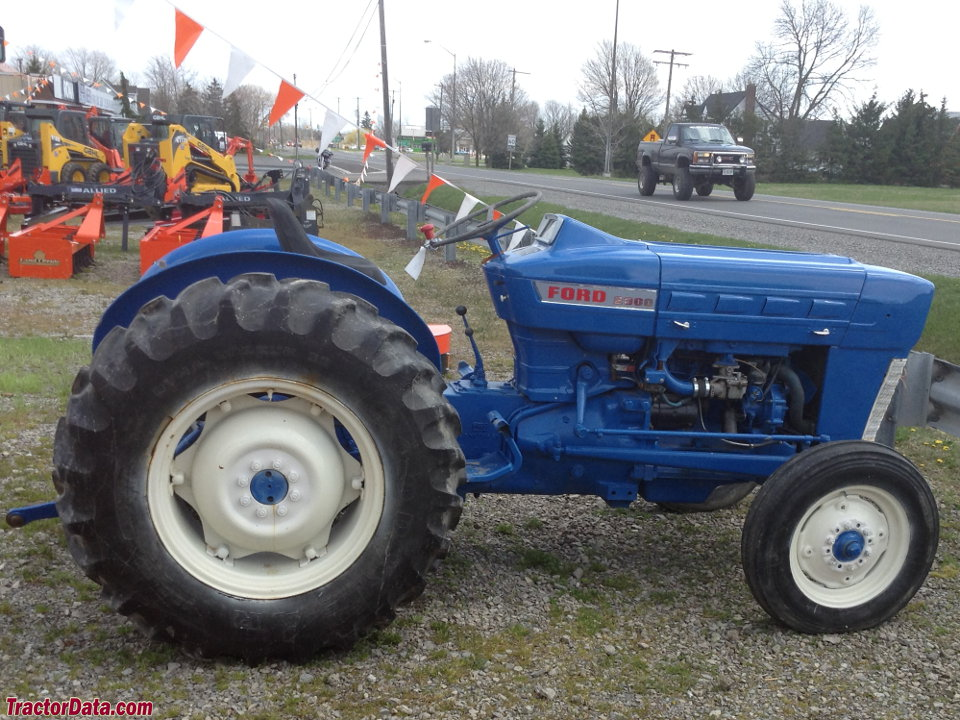 1963 Ford Tractor Model 2000 : Ford tractor bing images