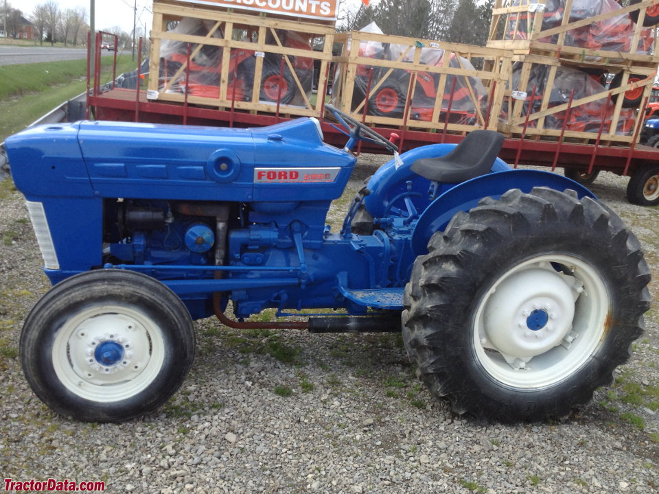 1975 Ford 2000 Tractor Parts : Ford tractor transmission autos post