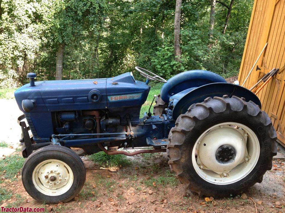 2000 Ford Tractor Information : Tractordatacom ford tractor information autos