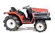 Yanmar F155 tractor photo
