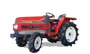 Yanmar F265 tractor photo