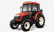 Daedong DK501 tractor photo
