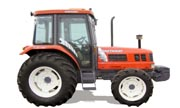 Daedong DK80 tractor photo
