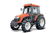 Daedong FX651 tractor photo