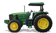 John Deere 7230 tractor photo