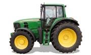 John Deere 7430 Premium tractor photo