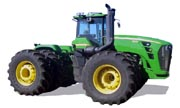 John Deere 9630 tractor photo