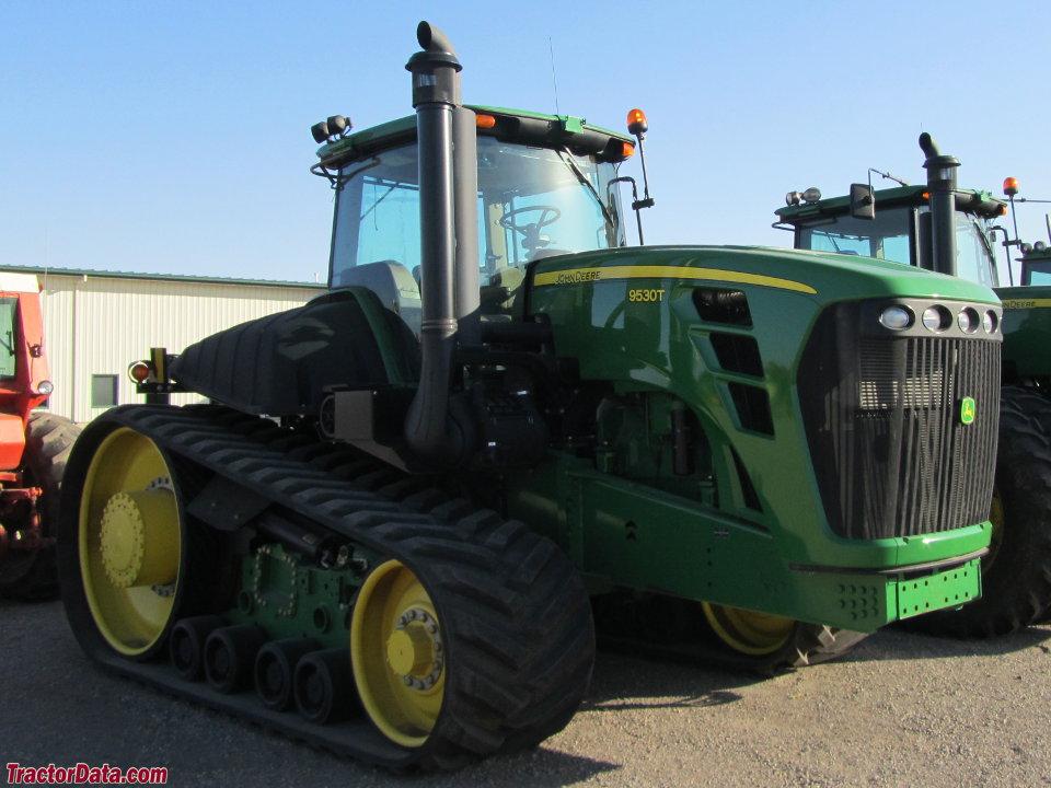 Tractordata Com John Deere 9530t Tractor Photos Information