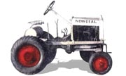 Johnson Manufacturing New Deal tractor photo