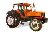 Memo M120 tractor photo