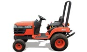 Kubota BX1800 tractor photo