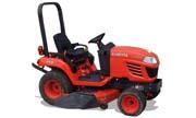 Kubota BX2350 tractor photo