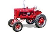 Farmall MV tractor photo