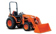 Kubota B3300SU tractor photo