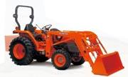 Kubota L3700SU tractor photo